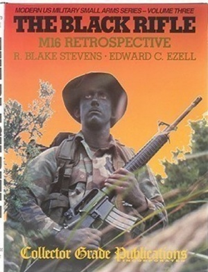 Книга The Black Rifle, M16 Retrospective