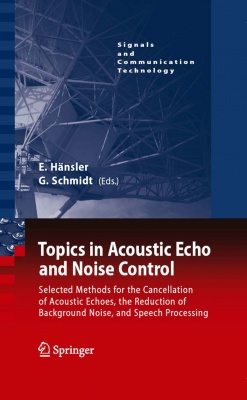 Журнал Topics in Acoustic Echo and Noise Control