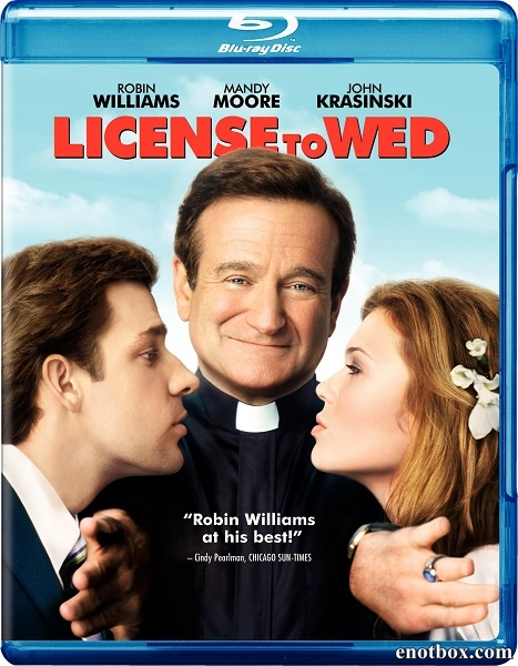 Лицензия на брак / License to Wed (2007/BDRip/HDRip)