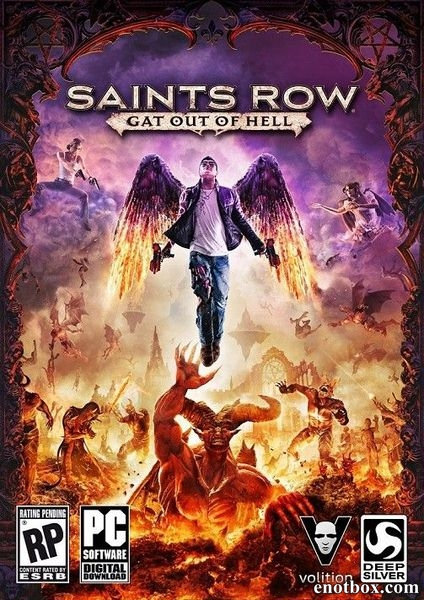 Saints Row: Gat out of Hell [Update 2] (2015) PC | RePack от R.G. Механики