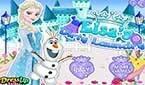 Эльза Холодное Сердце День Красоты
