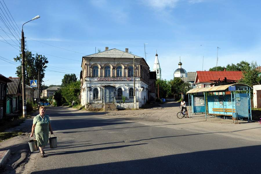 Город Городец