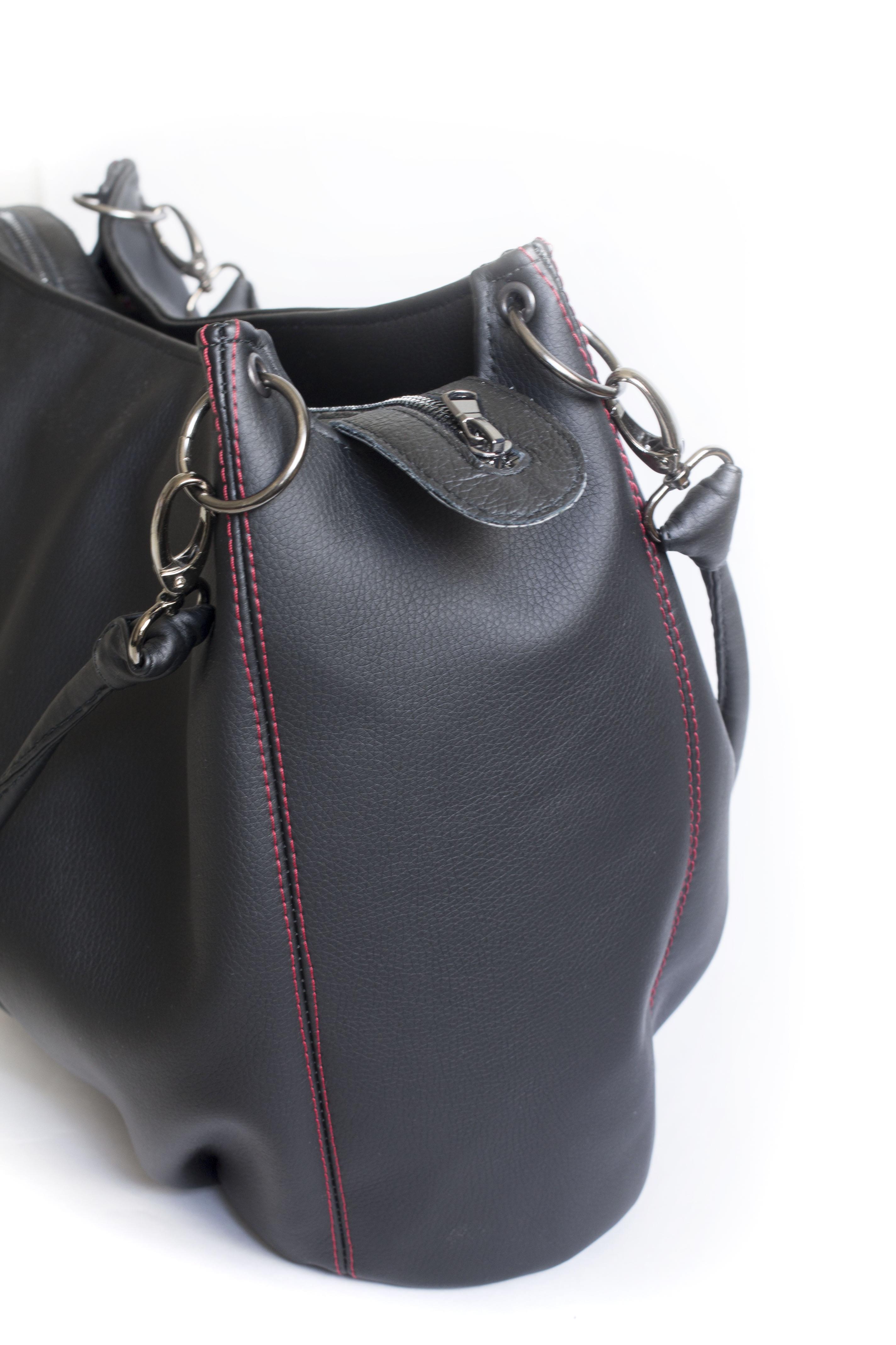 боковая часть сумки
