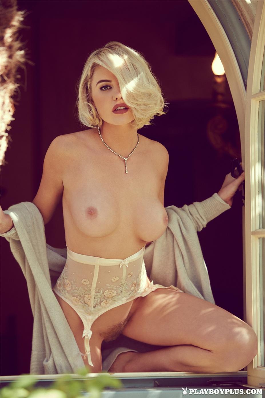 Девушка месяца Кейсли Коллинс / Kayslee Collins - Playboy USA Miss February 2015 / All play