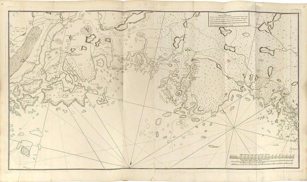 10.  Карта морская специальная