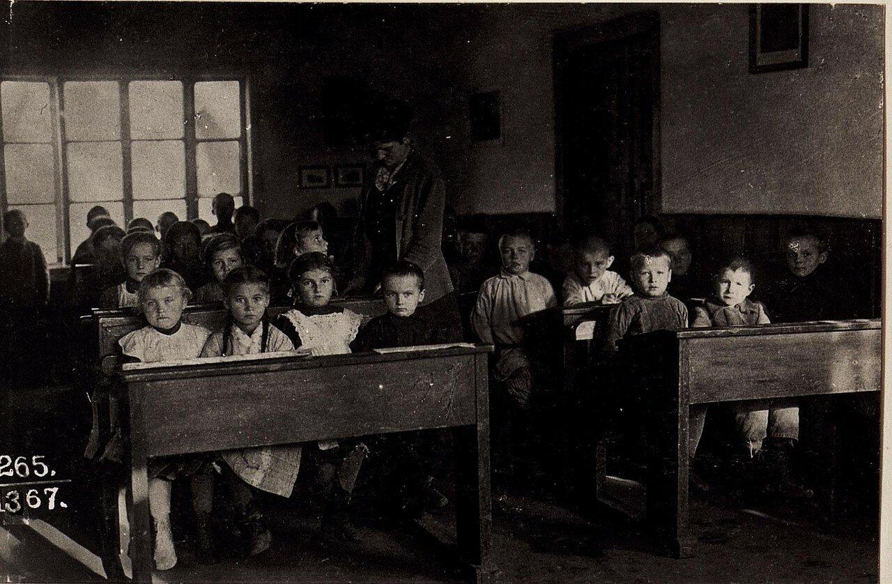Обучение в украинской школе. (28/II.1918.)