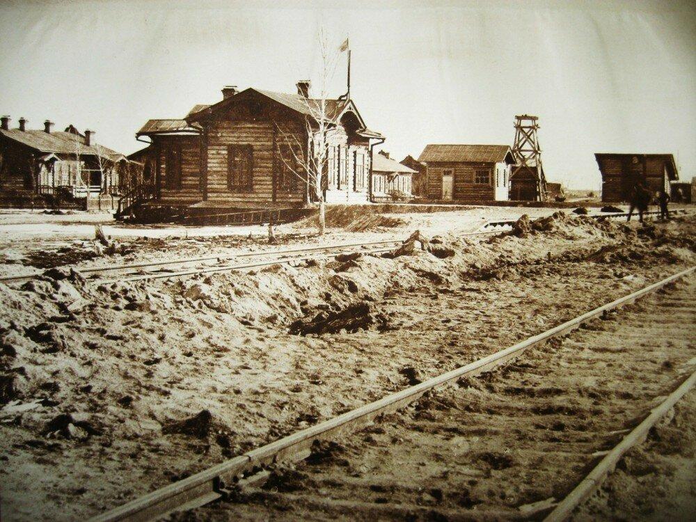 09. Станция Бурея