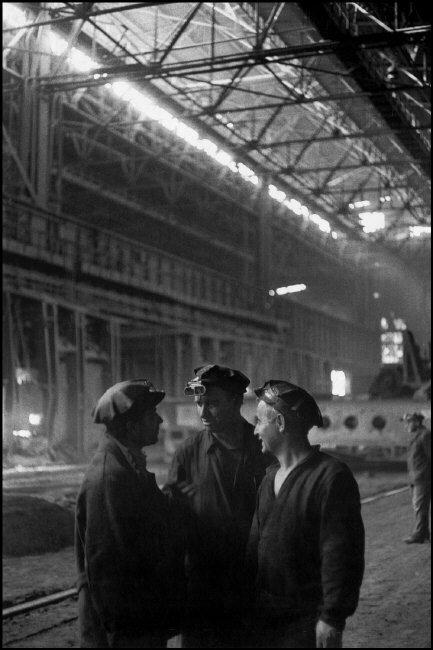 1972. Грузия. Рустави. Сталелитейный завод