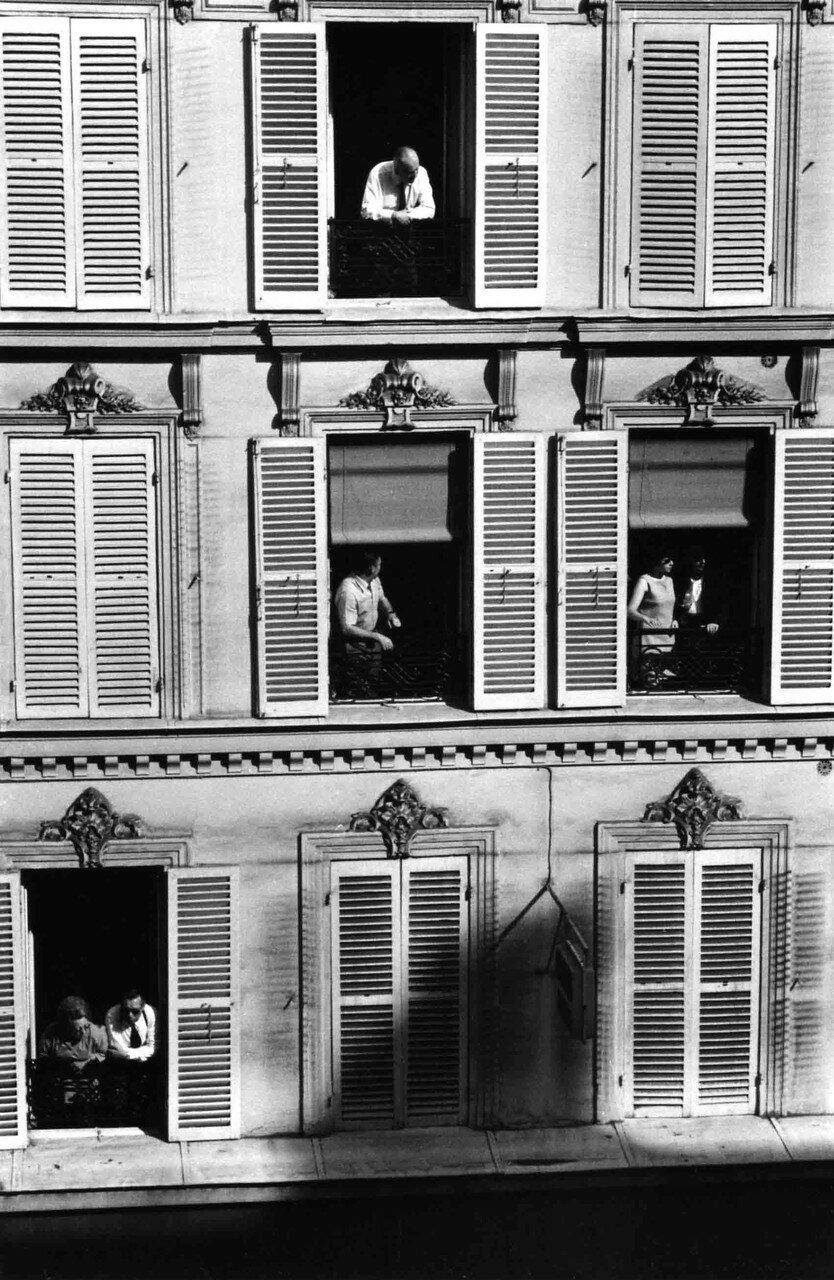 1968. Латинский квартал