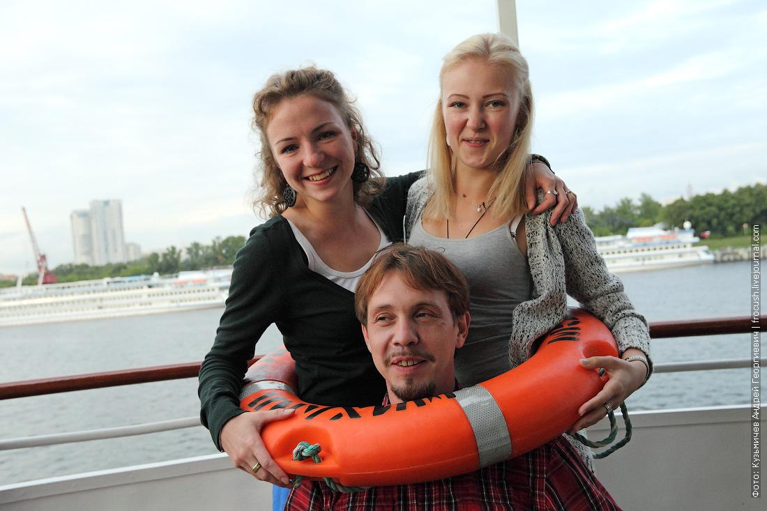 театр Комедиант на теплоходе Михаил Булгаков