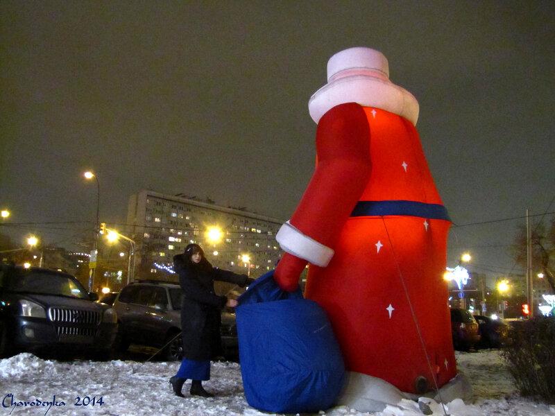 1329.09 Дед Мороз