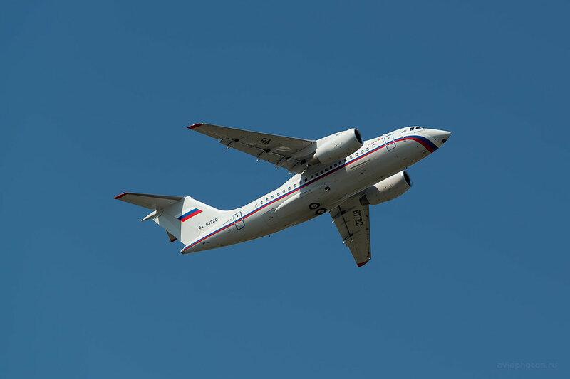 Антонов Ан-148-100E (RA-61720) Россия D809513