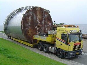 Логистические перевозки в грузовых компаниях
