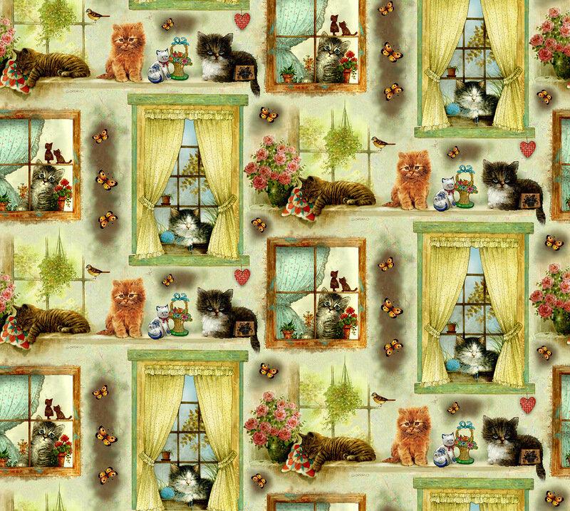Про зайчика, котика и других... Giordano Studio