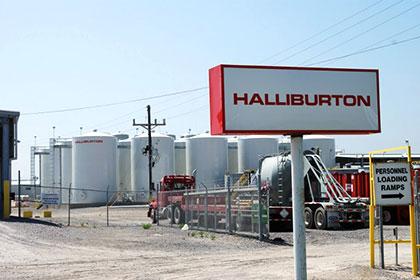 Американская компания Halliburton приобретет конкурента