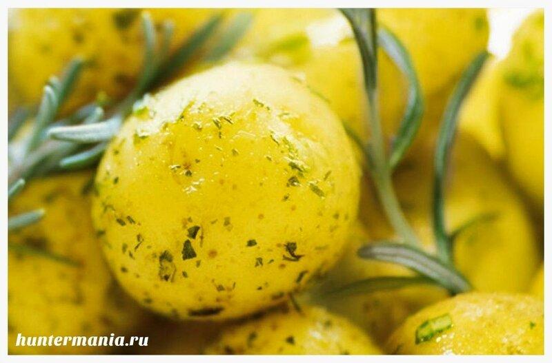 Картофель в мультиварке на пару (рецепт)