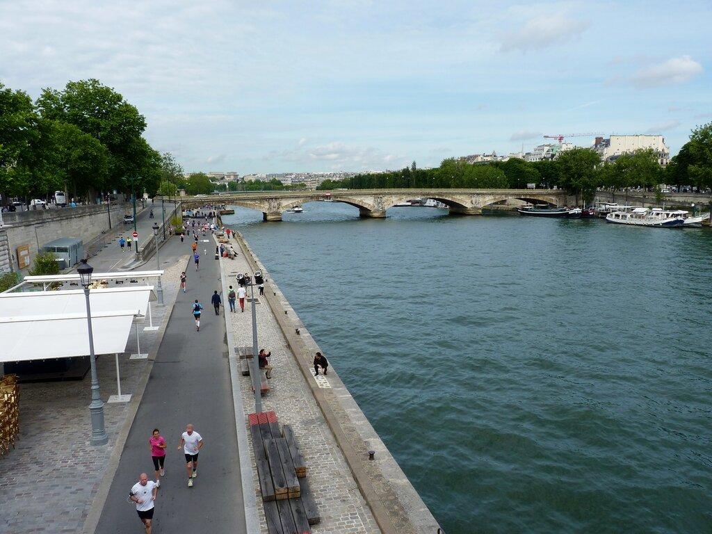 Ponte de Alexander III em Paris