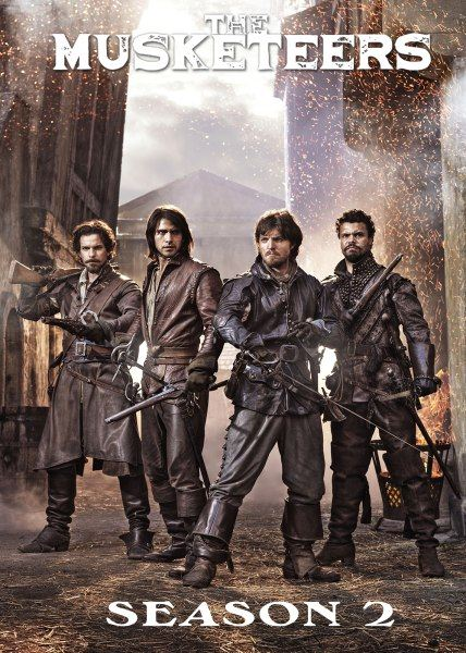 ��������� / The Musketeers (2 �����/2015/HDTVRip)