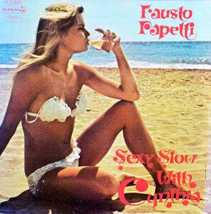 Fausto Papetti – Sexy Slow With Cynthia (1975) [Pathé Marconi EMI, 2 C 062-95895]