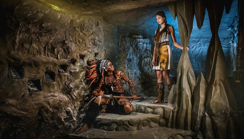 secret cave phobia