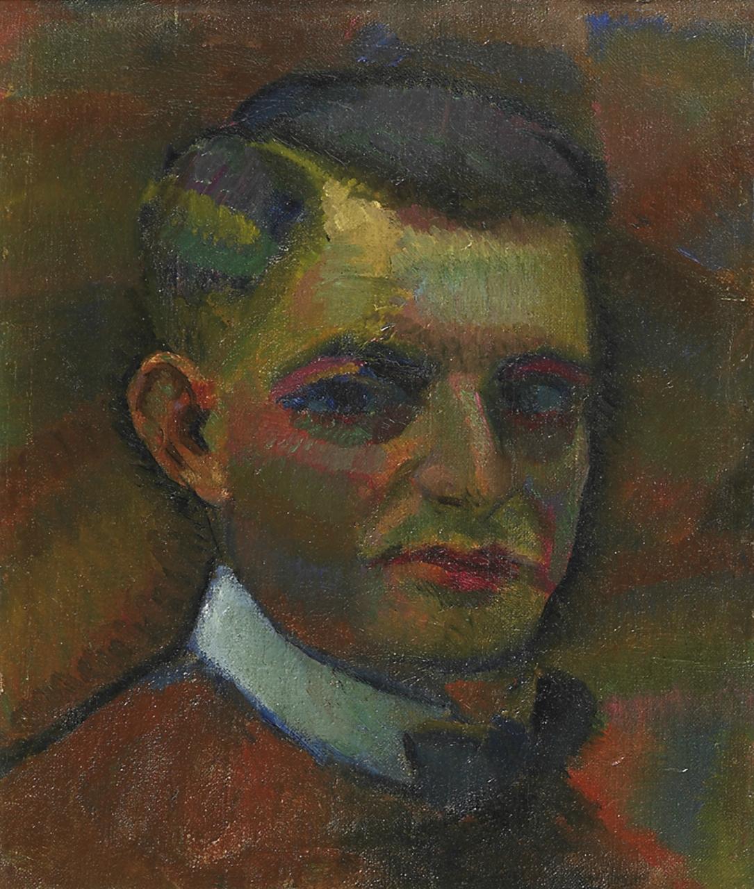 Baranoff-Rossine, Vladimir Davidovich (1888-1944)
