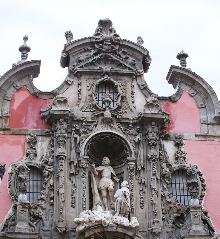 Мадрид. Приют Сан-Фернандо (Музей истори Мадрида)