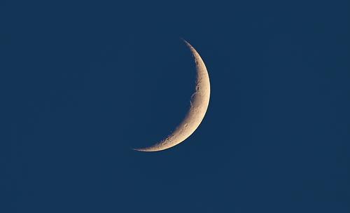 Луна. 23 марта.