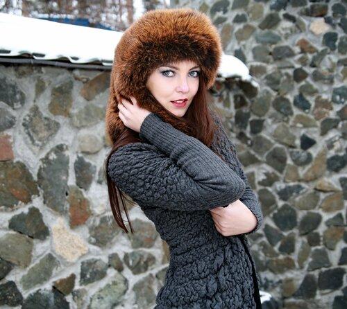 """""""Чингисханка"""":)"""