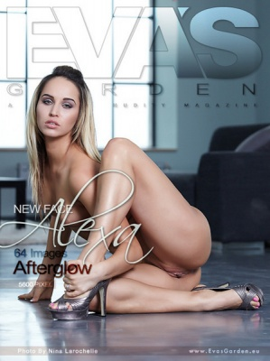 Журнал Журнал Eva's Garden (2010): Alexa-Afterglow