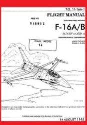 Книга Flight Manual F-16AB Block 10 and 15