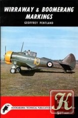 Книга Kookaburra Historic Aircraft Books. Series 3, no.2: Wirraway & Boomerang Markings