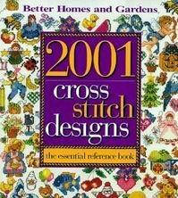 Книга 2001 Cross Stitch Designs - The Essential Reference Book