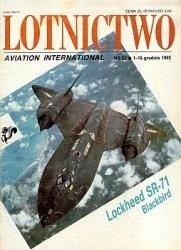 Журнал Lotnictwo Aviation International №22 1992