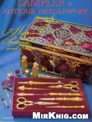 Журнал Sampler & Antique Needlework vol.33 2003