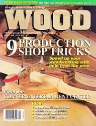 Wood №105 April 1998