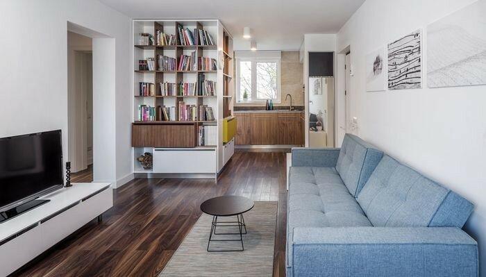 Декор малогабаритных квартир