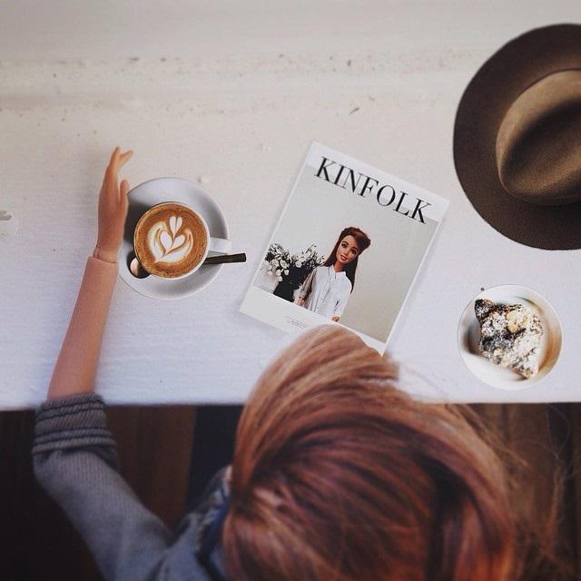 Coffee & Kinfolk. Патамушта моя жизнь прекрасна!