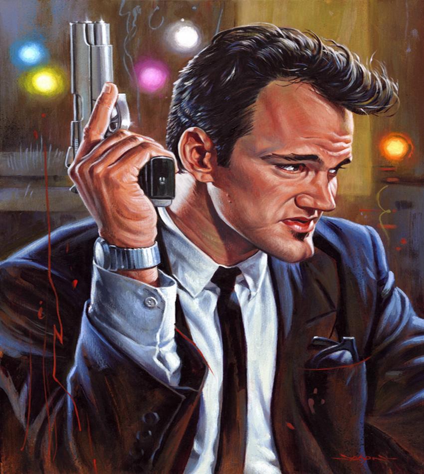 Jason Edmiston - Artist, illustrator