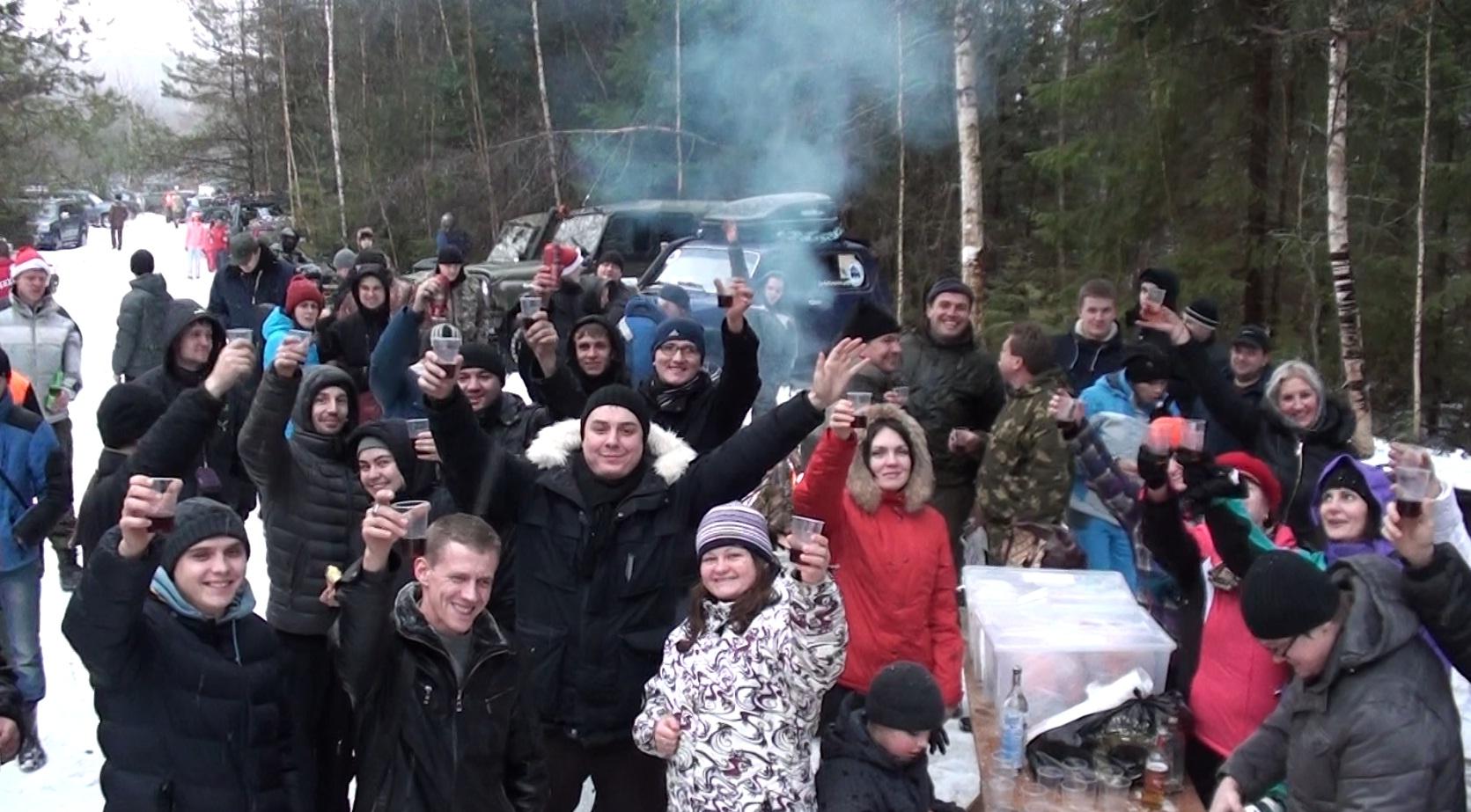 """Покатушка """"Н.Г. на Дураковских Дорогах 2015"""""""