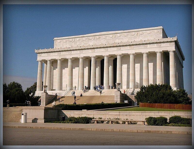 18. Мемориал Линкольна(Вашингтон, США).JPG