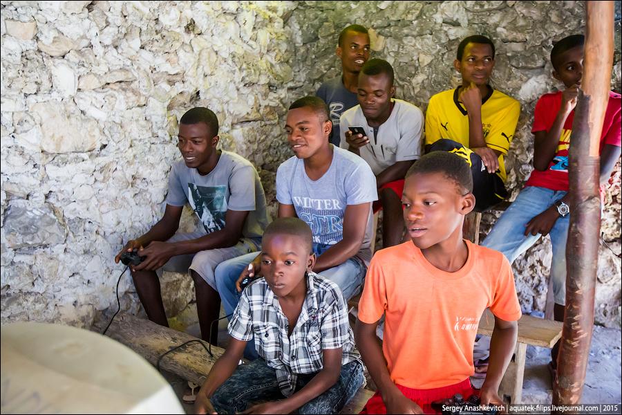Игровые клубы в Африке