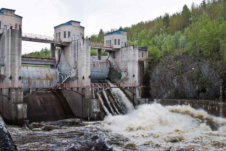 0 ccb23 2b41af37 orig Нижне Туломская ГЭС, большой фоторепортаж