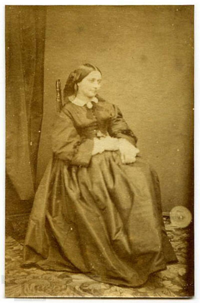 1850-е. Клара Шуман
