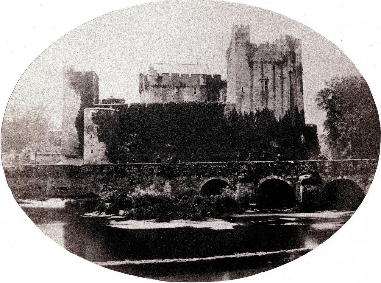 Замок Кэйр, Ирландия, 1864