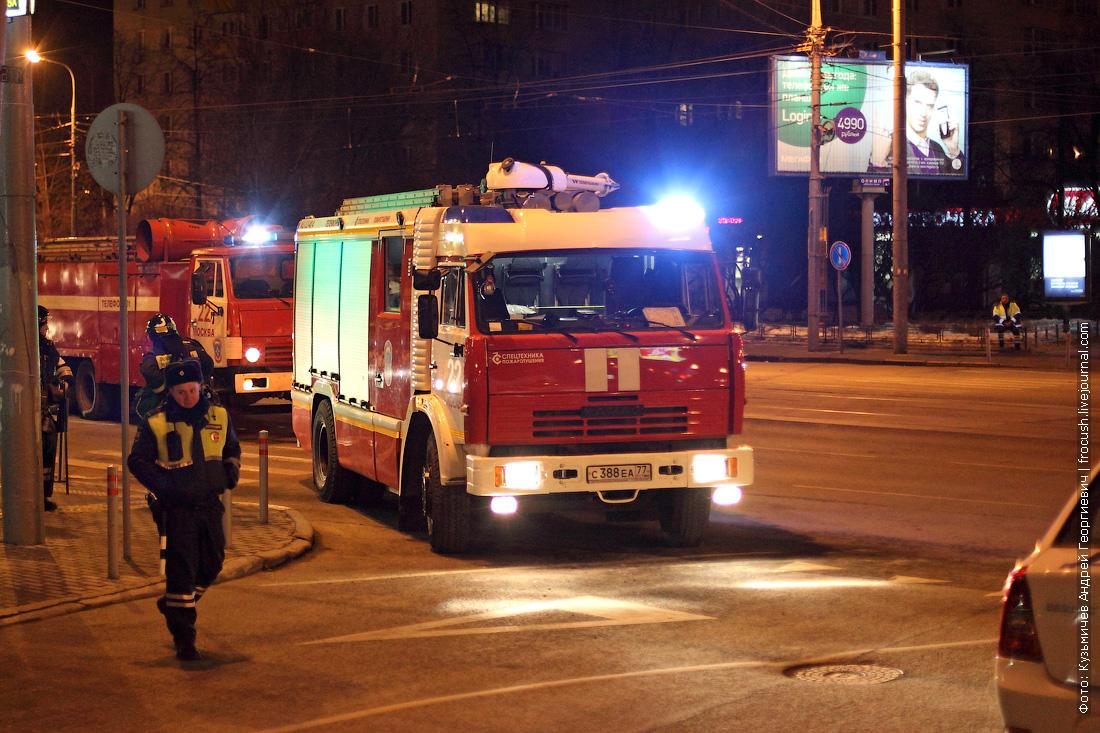 пожар в метро преображенская площадь учения