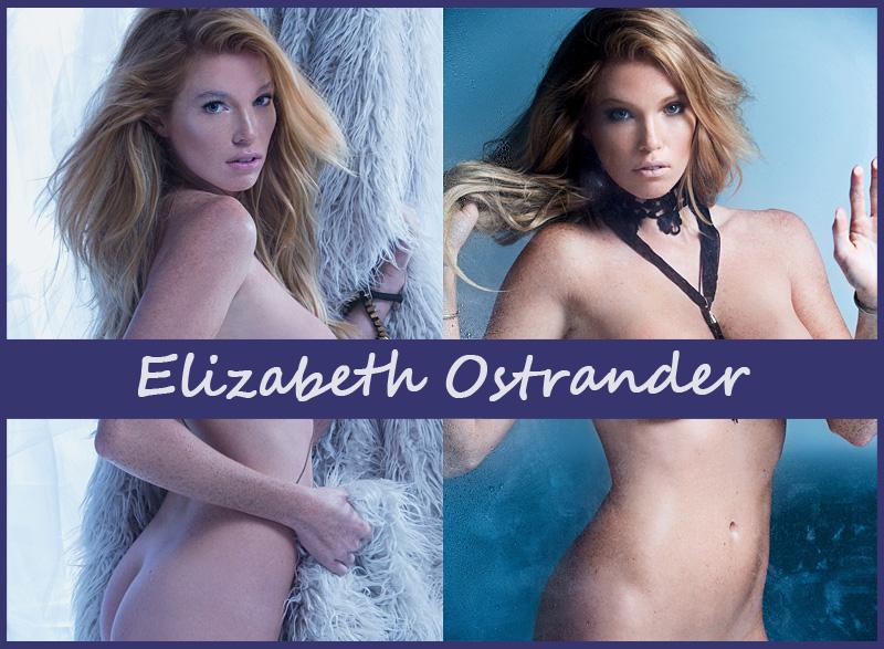 Elizabeth Ostrander - девушка декабря Playboy