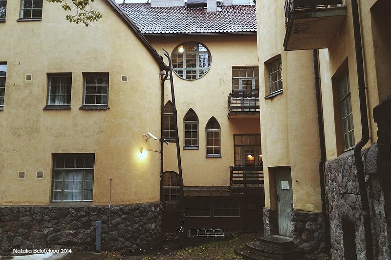 Прогулка по правильным местам Хельсинки