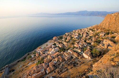 Монемвасия, Греция