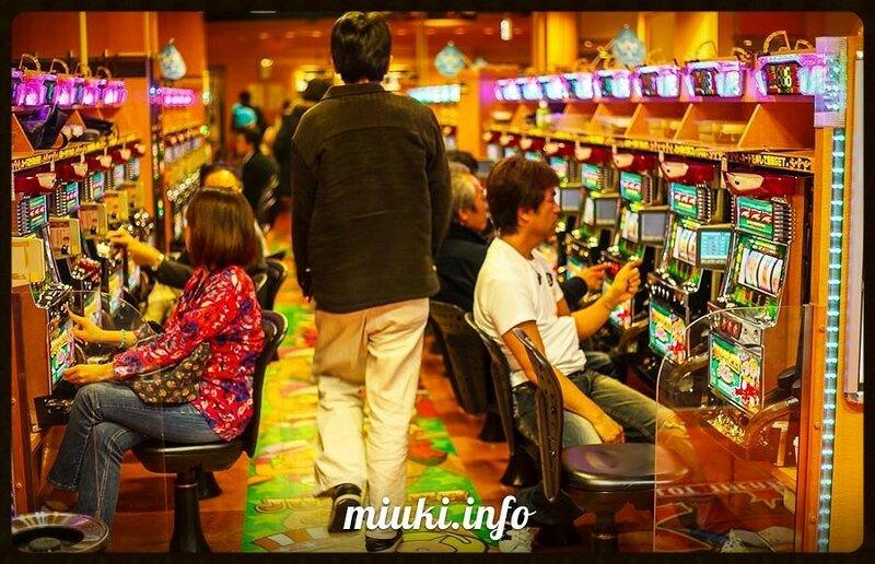 Азартные игры в Японии
