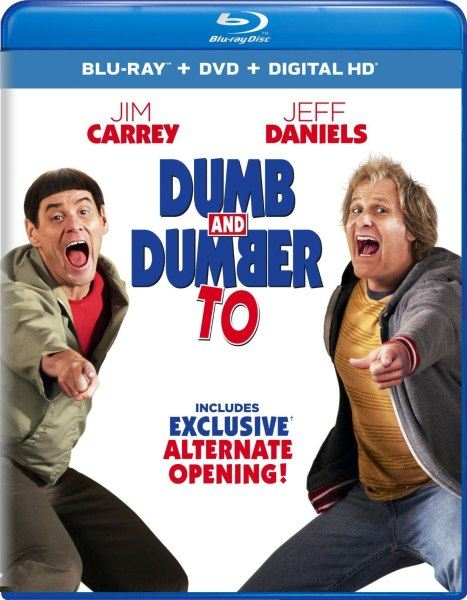 Тупой и еще тупее 2 / Dumb and Dumber To (2014) BDRip 1080p/720p + HDRip